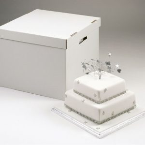 Stacked Cake Boxes