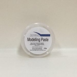Modelling Paste (Tom Anderson)