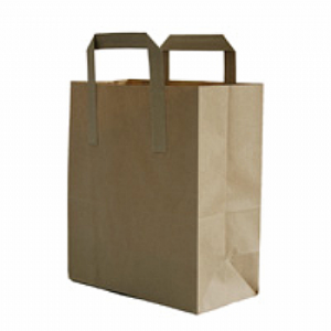 Brown Kraft Paper Bags & Carriers