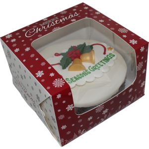 Christmas Design Cake Boxes
