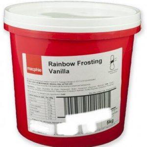 Macphie Rainbow Frosting Vanilla