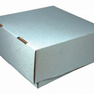 Corrugated Gateaux Boxes
