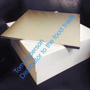 Cake Drum & Box Bulk Buys