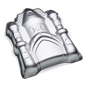 Castle Shaped Cake Pan by Kitchen Craft