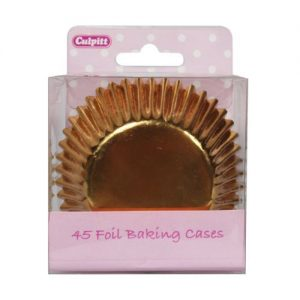 Foil Baking Cases by Culpitt