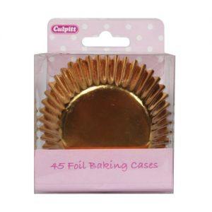 Foil Baking Cases by Culpitt