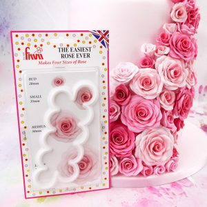 Easiest Rose Cutter 2 Sizes