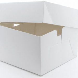 Cake Boxes (Bases and Lids) – Bulk Packs
