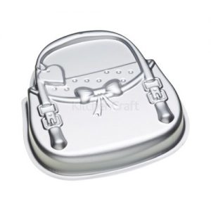 Handbag Shaped Cake Pan by Kitchen Craft
