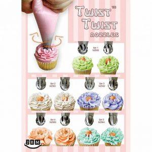 JEM/PME Twist Twist Nozzles