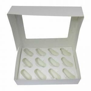 Cupcake Boxes (White)