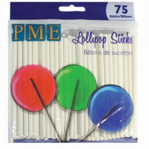 PME Lollipop Sticks