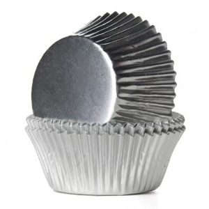 Cupcake Baking Cases (Foil)