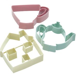 Sweetly Does It Cookie Cutter Sets 3PC