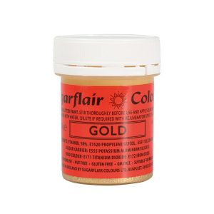 Sugarflair Edible Glitter Paint