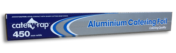 Cling Film and Aluminium Foil
