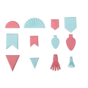 FMM Decorative Bunting Cutter Set