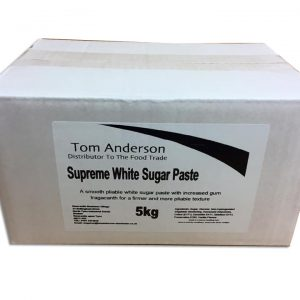Supreme Sugarpaste (Tom Anderson)