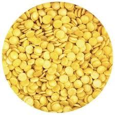 Scrumptious Gold Confetti