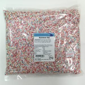 Rainbow Dip (Assorted Non Pareils)