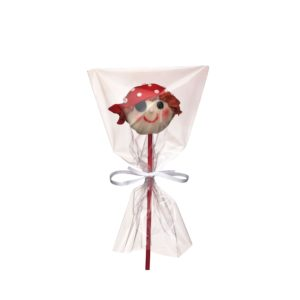 Cake Pop Bags with Ties