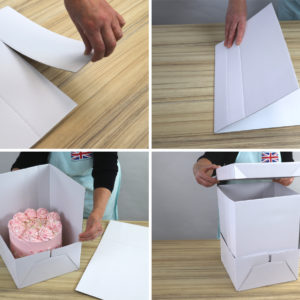 PME Make it Tall Cake Box Extension