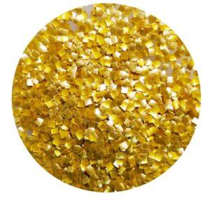 Edible Glitter Squares