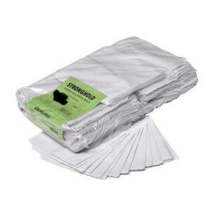 "White Paper Bags 7""x7"""
