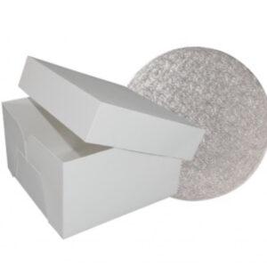 Cake Cards Double Thick & Boxes (Bulk Deals)