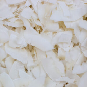Raw Thick Coconut Chips
