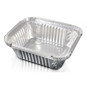 Foil Containers with Lids